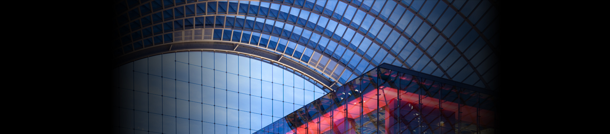SageGlass electrochromic glass at the Kimmel Center in Philadelphia