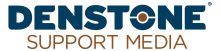 Saint-Gobain Denstone support media logo